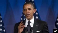 Presiden Barack Obama (Foto: dok)