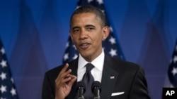 Presiden Amerika Serikat, Barack Obama (Foto: dok)