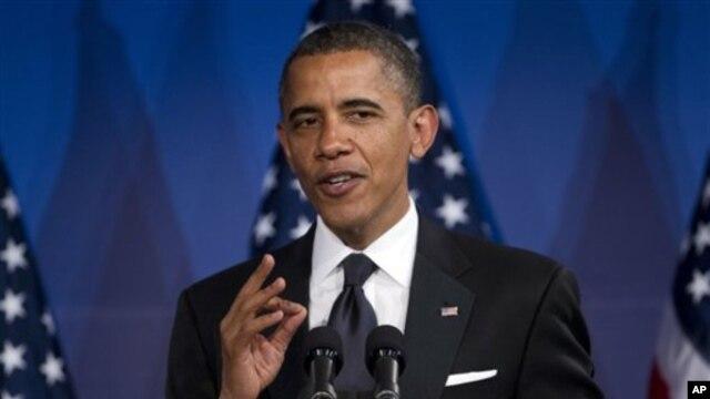 Presiden Barack Obama mengimbau dicabutnya undang-undang federal yang mengatakan bahwa perkawinan hanya antara laki-laki dan perempuan (foto: dok).
