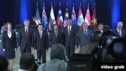 TPP被看成是奧巴馬政府將戰略重心轉向亞太策略的經濟和貿易支柱