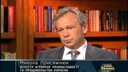 Україна рятуватиме Африку від голоду - Присяжнюк