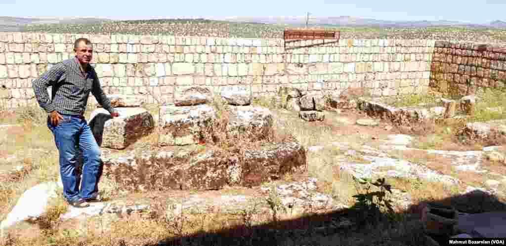 Kiliseyi Temizlerken Tarih Buldular