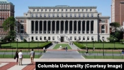 Columbia University's School of Professional Studies.