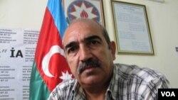 Terrorizmlə İctimai Mübarizə Mərkəzinin rəhbəri Şahmurad Məmmədov