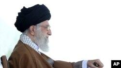 Pemimpin Agung Iran, Ayatollah Ali Khamenei (foto: dok).