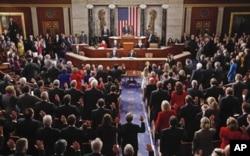 Prestation de serment des membres de la Chambre de représentants