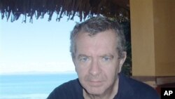 Philippe Verdon, l'otage français