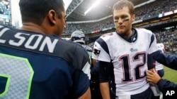 La última que vez que Seattle se enfrentó a Nueva Inglaterra, los Seahawks se impusieron 24 a 23, en 2012.