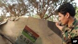 利比亞反對派士兵