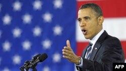 Američki predsednik Barak Obama koristi pozitivna ekonomska kretanja u svojoj predizbornoj kampanji