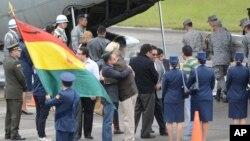 De las primeras medidas que tomó el gobierno de La Paz fue destituir esta semana a las principales autoridades aeronáuticas.