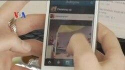 Instagram Pasca Akuisisi Facebook - Liputan Berita VOA 13 April 2012