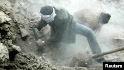 Hình ảnh sau trận động đất ở Iran