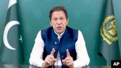 وزیر اعظم عمران خان (فائیل فوٹو)