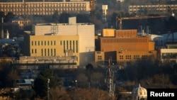 Kedutaan Besar Amerika di Kabul , Afghanistan (foto: ilustrasi).