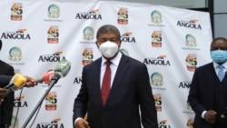 Presidente angolano João Lourenço em Malange (Foto de Arquivo)