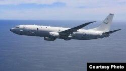 호주 공군 소속 P-8A 포세이돈 해상 초계기.