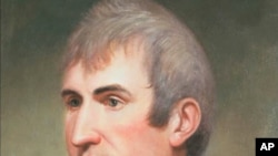 Explorer Meriwether Lewis