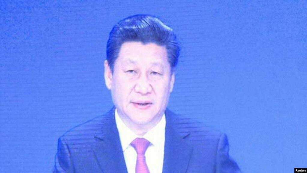 中國國家主席習近平在博鰲經濟論壇講話,承諾開放經濟,希望增加進口,但沒有提及與美國的貿易糾紛