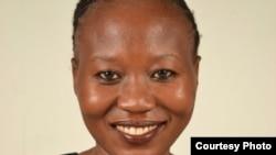 Aliyekuwa kamishna wa tume ya uchaguzi na mipaka ya Kenya, Dkt Roseline Akombe Kwamboka.