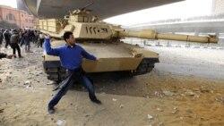 روزهای دشوار مصر