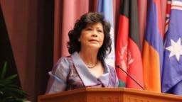 Noeleen Heyzer, yang sebelumnya menjabat sebagai Kepala Komisi Ekonomi dan Sosial PBB untuk kawasan Asia Pasifik pada periode 2007-2014, ditunjuk sebagai utusan baru PBB untuk Myanmar. Heyzer akan mulai bertugas pada bulan Novemeber 2021. (Foto: UN Photo)