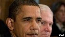 El líder del Talibán mulá Omar dice que Obama y sus aliados enfrentarán el fracaso.