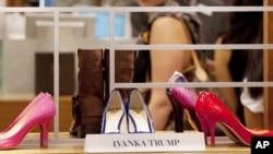 川普女儿伊万卡的同名品牌