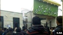 تجمع کارگران فولاد قزوین