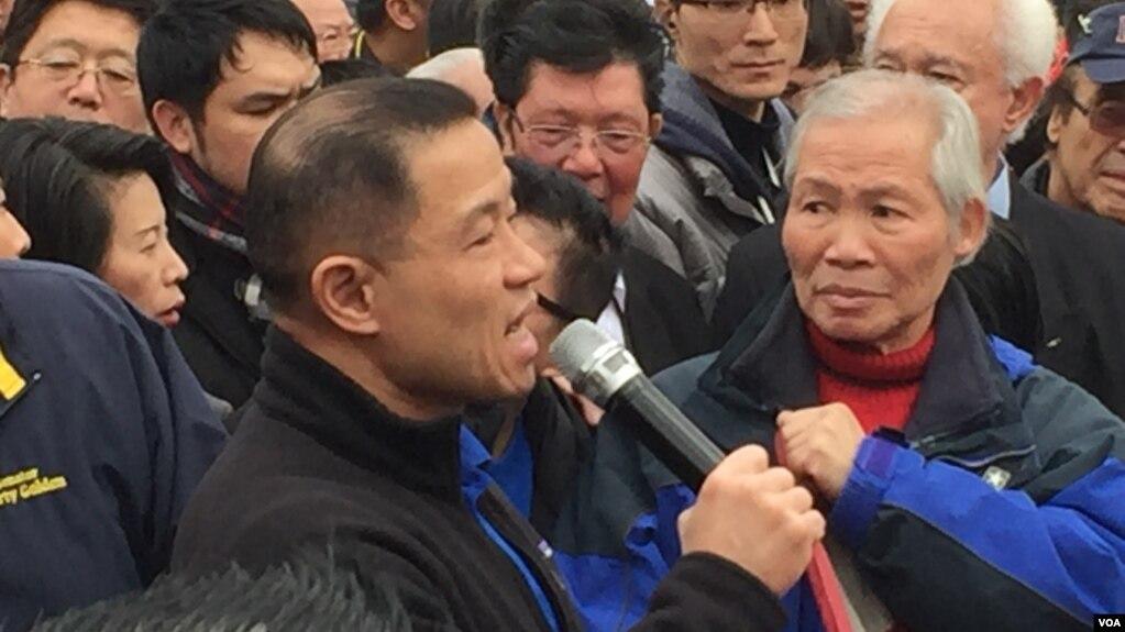 前紐約市主計長劉醇逸11月6日當選紐約州議會首位華裔參議員(資料照片)