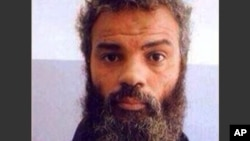 This undated image obtained from Facebook shows Ahmed Abu Khattala, an alleged leader of the deadly 2012 attacks in Benghazi.