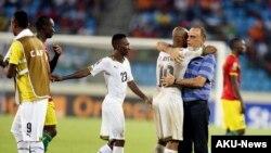 Le manager du Ghana Avram Grant