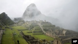 Machu Picchu is an awe-inspiring symbol of the power of the Incan empire