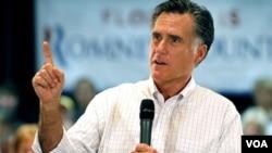 """Romney anunció su intención de iniciar conversaciones con México para discutir """"formas de cooperación en la guerra contra las drogas""""."""