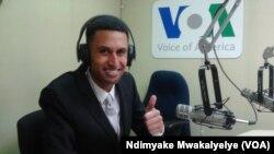 Zimbabwean-born Opera Singer, Hisham Breedlove 2