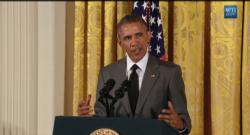 Obama: Yer, dengiz talashish Osiyo taraqqiyotini sekinlatmoqda