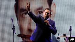 Pelawak bernama Jimmy Morales memimpin perhitungan sementara hasil pemilihan presiden di Guatemala (foto: dok).