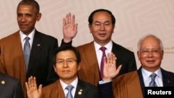Cuối năm 2016, Tổng thống Mỹ khi ấy là ông Barack Obama đã tới Peru tham dự hội nghị thượng đỉnh APEC. Chủ tịch Việt Nam Trần Đại Quang cũng có mặt tại sự kiện này.