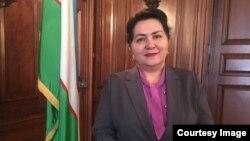 Tanzila Kamalovna Narbaeva, Deputy Prime Minister of Uzbekistan