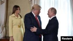 El presidente Donald Trump dijo el martes 27 de noviembre de 2018 al diario The Washington Post que podría cancelar la reunión prevista durante la Cumbre del G-20 por el conflicto de Ucrania.