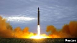 [주간 뉴스포커스] 북한 화성-12 북태평양 발사, 미한 국방장관 회담