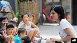 มาตรการสร้างกำแพงกีดกันแรงงานอพยพออกจากชุมชนในเมืองจีน