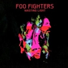 "Foo Fighters' ""Wasting Light"" CD"