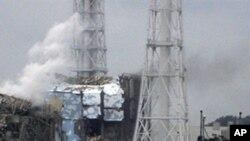 Suspenso o lançamento de água sobre um reactor nuclear de Fukushima