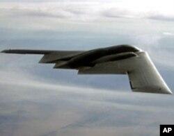 B-2隐形轰炸机