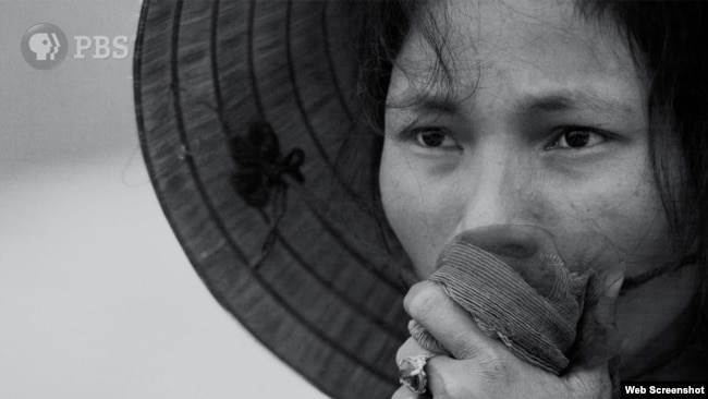 Một cảnh trong Vietnam War.