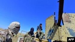 ဆီးရီးယား ဒီမုိကရက္တစ္တပ္ဖဲြ႔ (SDF)