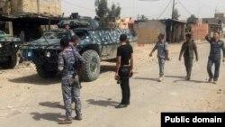 نیروهای عملیات ویژه در عراق