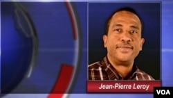 Jean Pierre Leroy, Jounalis Sèvis Keyòl VOA, se òganizatè prensipal evennman kiltirèl FESTIART la.