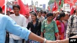 Phe Maoist tuyên bố sẽ lập hàng rào người dọc theo con đường bao quanh thủ đô Kathmandu xế hôm nay